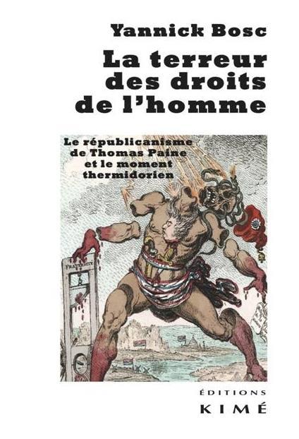LA TERREUR DES DROITS DE L'HOMME