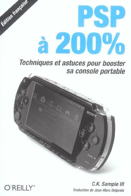 PSP A 200%