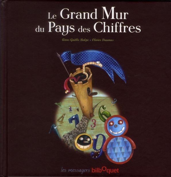 LE GRAND MUR DU PAYS DES CHIFFRES