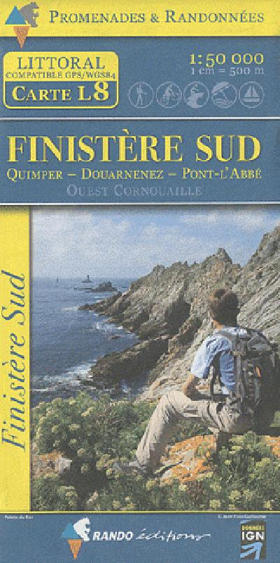 FINISTERE SUD 1/50A000