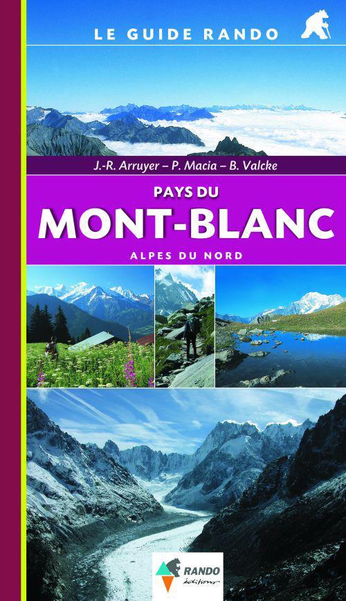 PAYS DU MONT-BLANC (N.E.)/GUIDE RANDO
