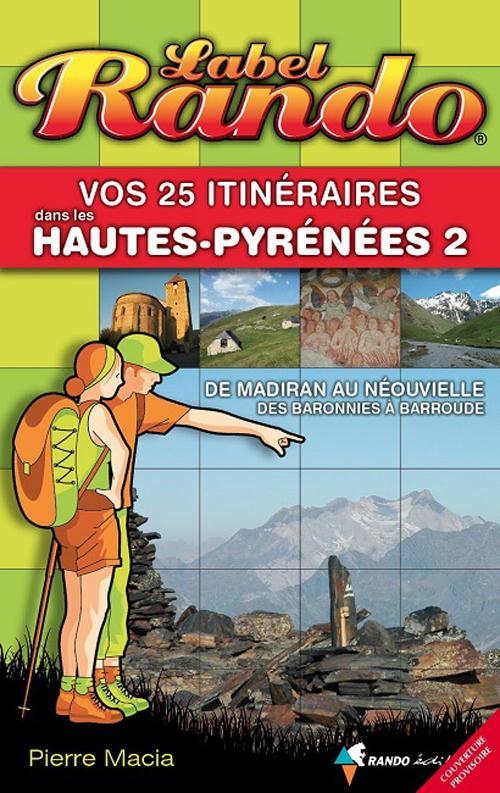 LABEL RANDO HAUTES-PYRENEES EST (VOL.2)