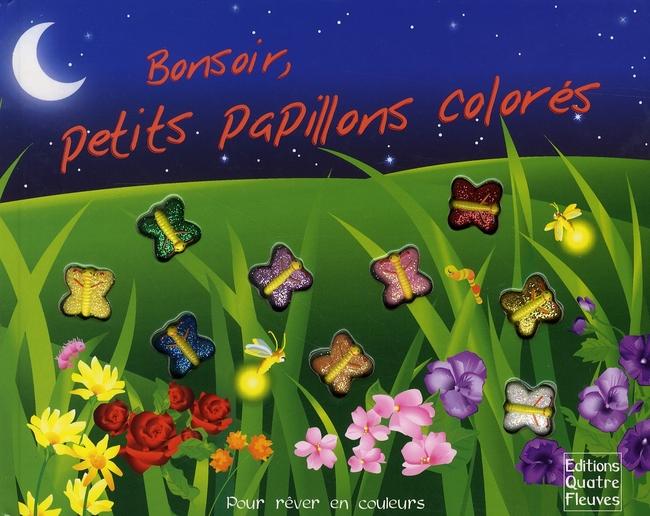 PETITS, PAPILLONS COLORES BONSOIR