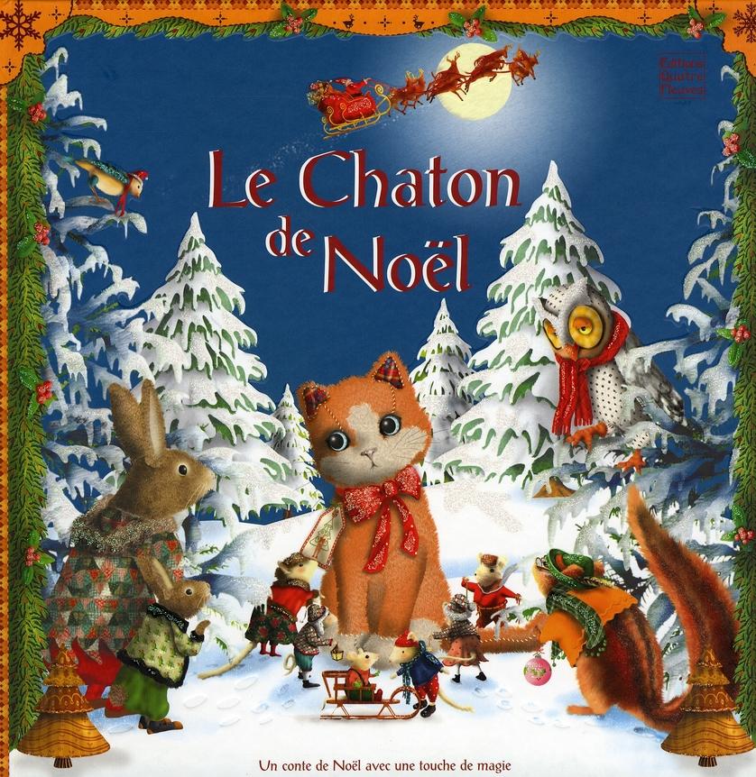 LE CHATON DE NOEL