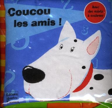 COUCOU LES AMIS!