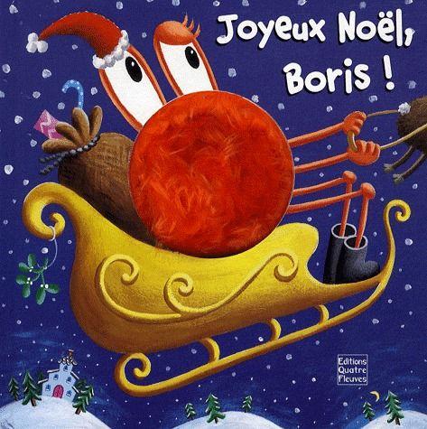 JOYEUX NOEL BORIS !