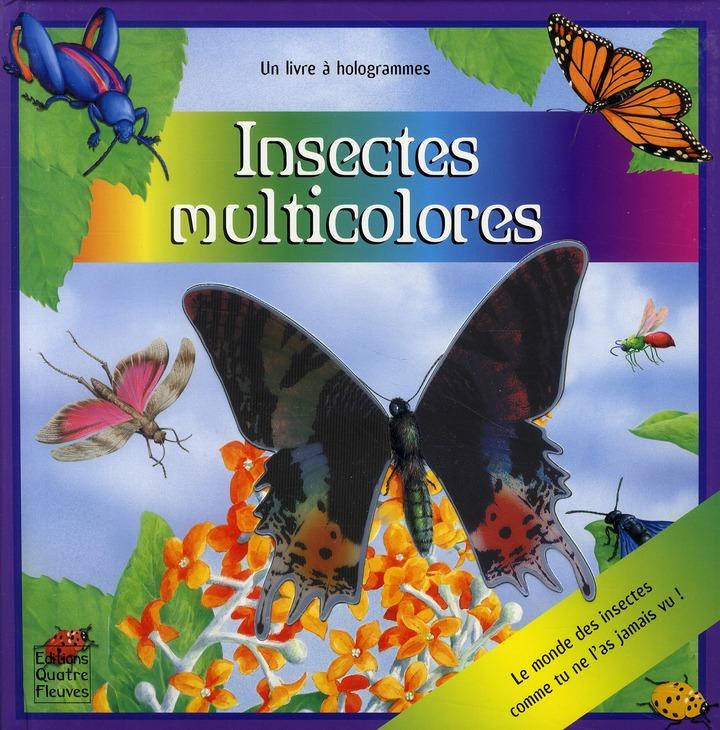 INSECTES MULTICOLORES