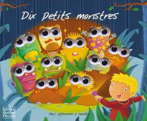 DIX PETITS MONSTRES