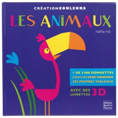 CREATION COULEURS : LES ANIMAUX