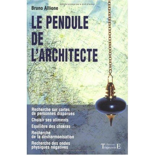 PENDULE DE L'ARCHITECTE