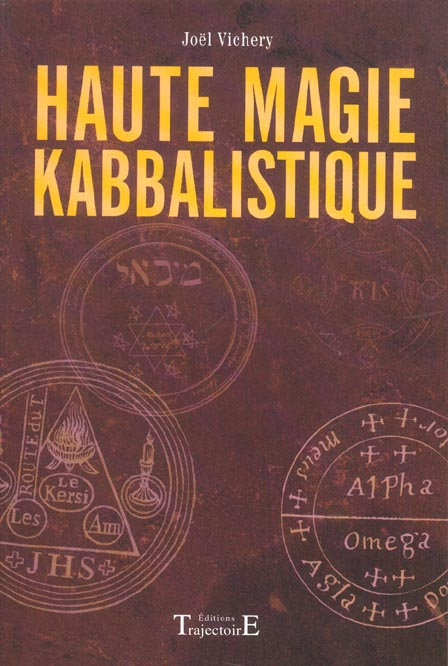 HAUTE MAGIE KABBALISTIQUE