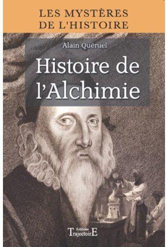 HISTOIRE DE L'ALCHIMIE