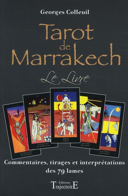 TAROT DE MARRAKECH - LE LIVRE