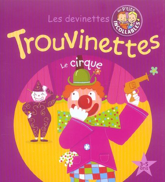 TROUVINETTE LE CIRQUE