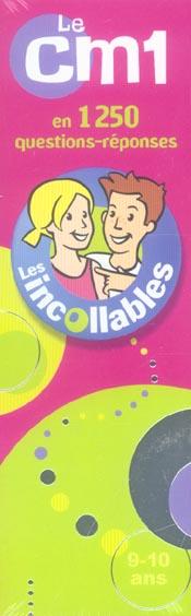 LES INCOLLABLES CM1 9-10 ANS 2006