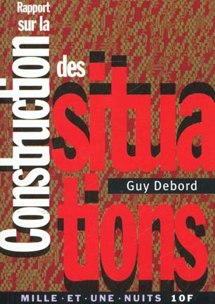 RAPPORT SUR LA CONSTRUCTION DES SITUATIONS
