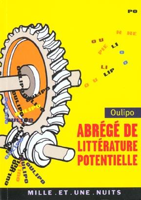 ABREGE DE LITTERATURE POTENTIELLE