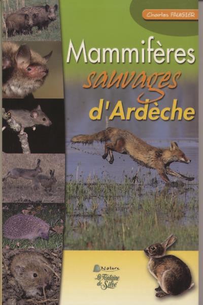MAMMIFERES SAUVAGES DE L'ARDECHE