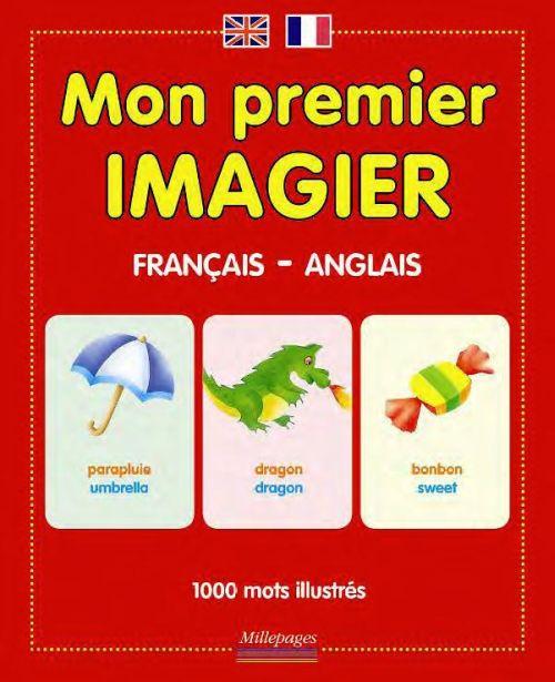 MON PREMIER IMAGIER FRANCAIS-ANGLAIS