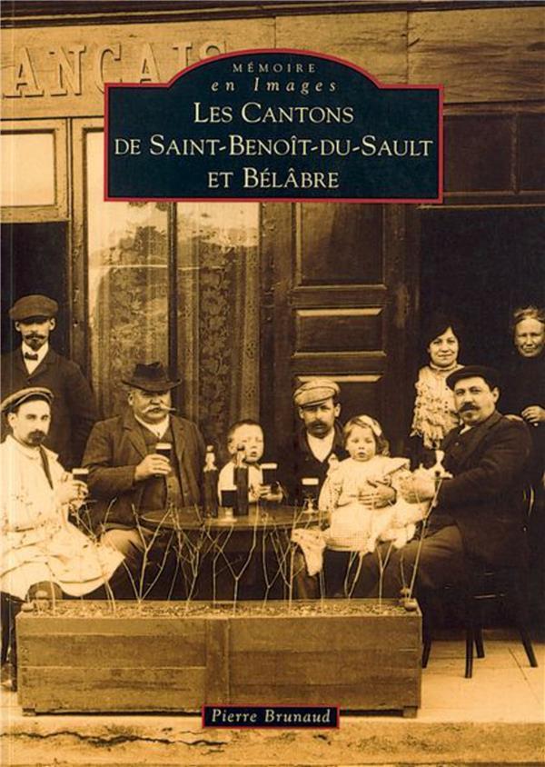 SAINT-BENOIT-DU-SAULT ET BELABRE (CANTON)