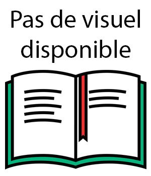 BRANDL CARAMELLE WEST - POCHETTE DE 4 FASCICULES (BILINGUE FRANCAIS-ANGLAIS)