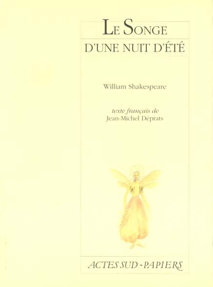 SONGE D'UNE NUIT D'ETE (LE)
