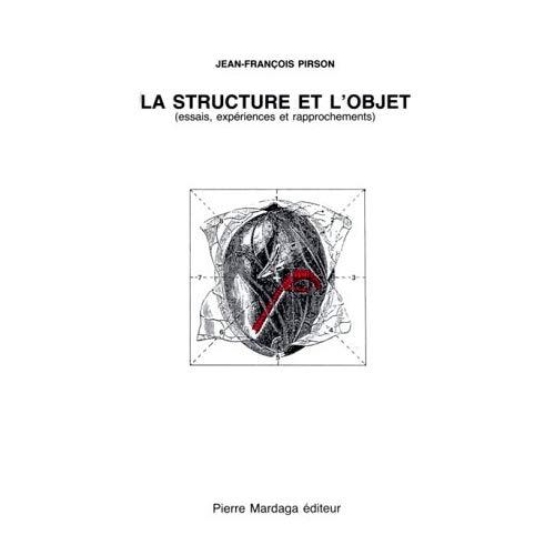 STRUCTURE ET L'OBJET (LA)