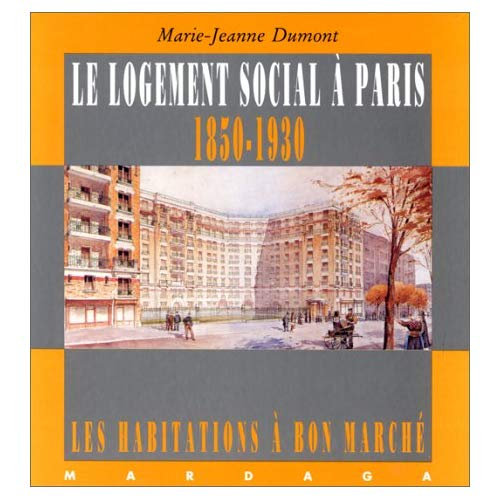 LOGEMENT SOCIAL A PARIS (LE)