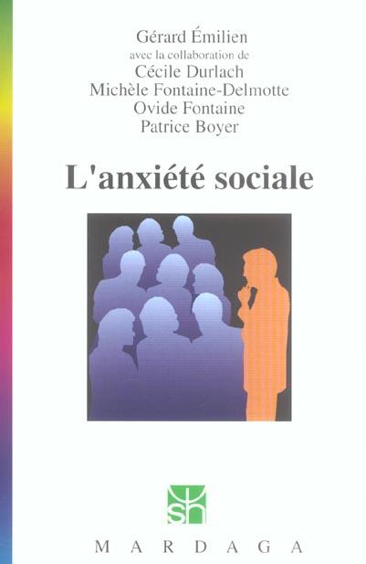 ANXIETE SOCIALE N252