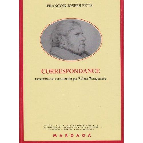 CORRESPONDANCE PRESENTEE PAR R. WANGERMEE