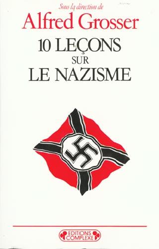 DIX LECONS SUR LE NAZISME