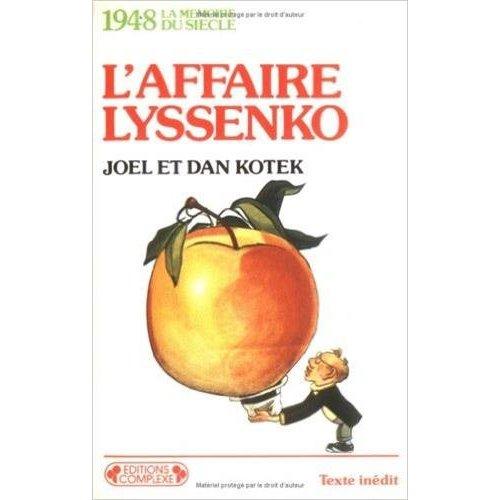 1948  L'AFFAIRE LYSSENKO