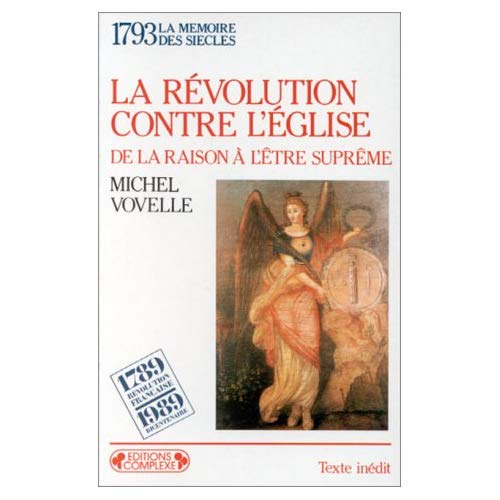 1793  REVOLUTION CONTRE L EGLISE