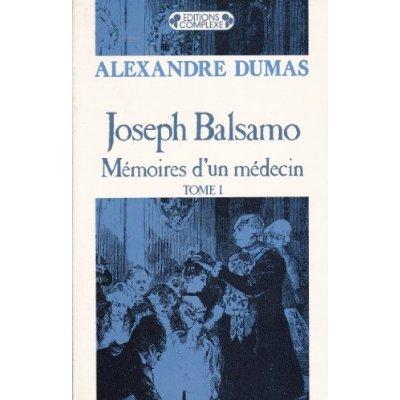 JOSEPH BALSAMO  TOME 1