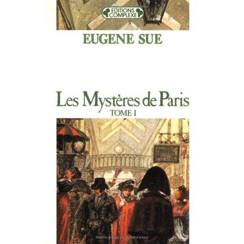 MYSTERES DE PARIS  TOME 1