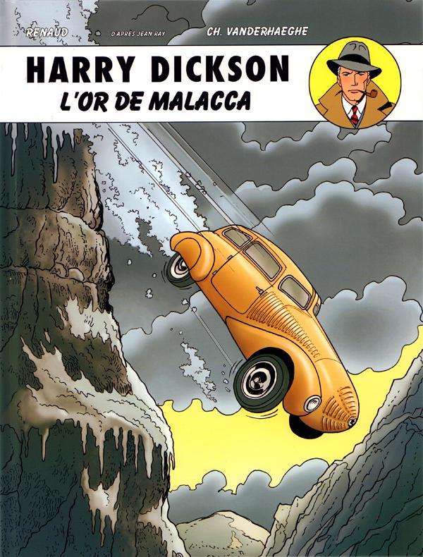 HARRY DICKSON T13-OR DE MALACCA