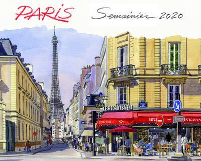 SEMAINIER PARIS 2020