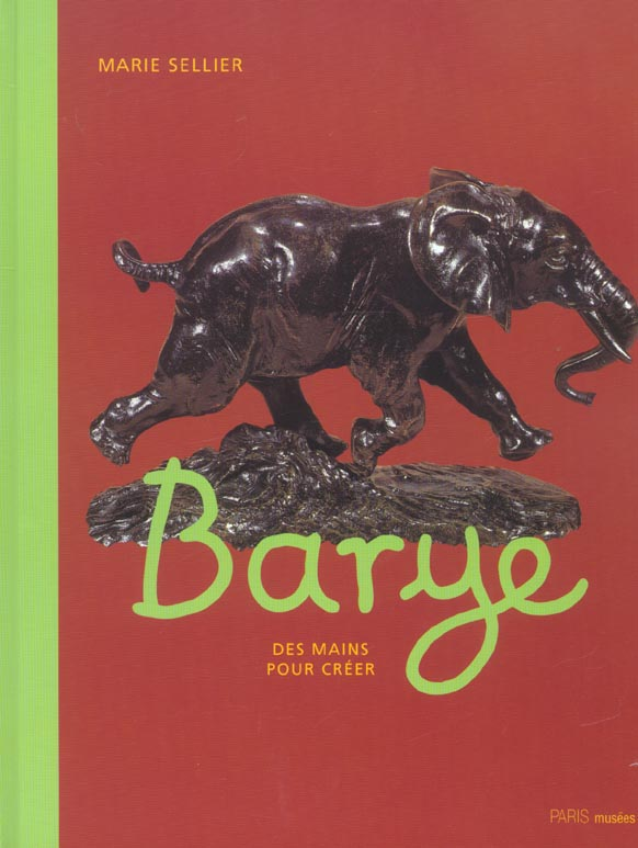 BARYE - DES MAINS POUR CREER