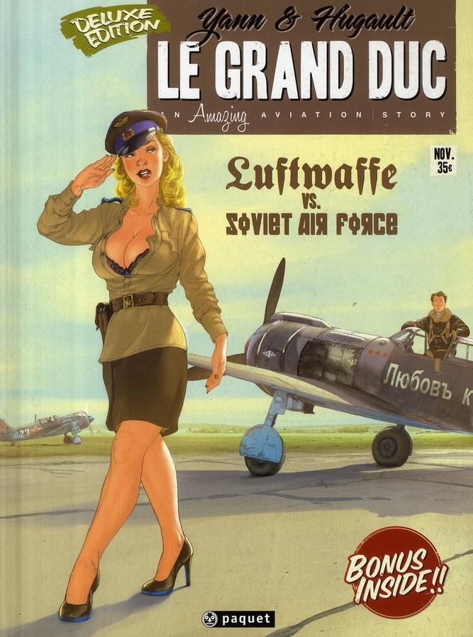 GRAND DUC T1 LES SORCIERES DE LA NUIT (DELUXE EDITION)
