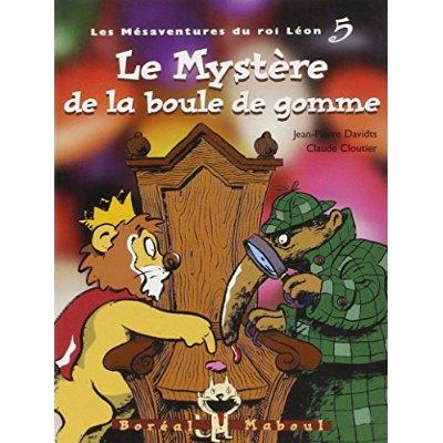 LE MYSTERE DE LA BOULE DE GOMME
