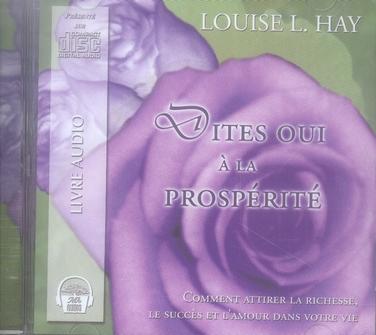 DITES OUI A LA PROSPERITE - CD