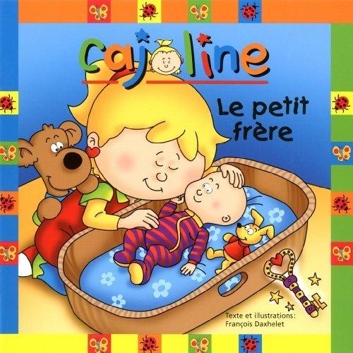 CAJOLINE LE PETIT FRERE