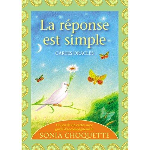LA REPONSE EST SIMPLE - COFFRET LIVRE + JEU