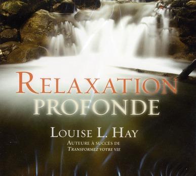 RELAXATION PROFONDE - LIVRE AUDIO
