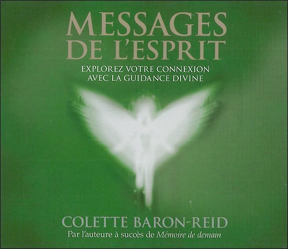 MESSAGES DE L'ESPRIT - LIVRE AUDIO 4 CD