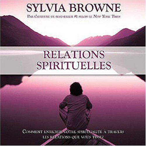 RELATIONS SPIRITUELLES - LIVRE AUDIO 1 CD