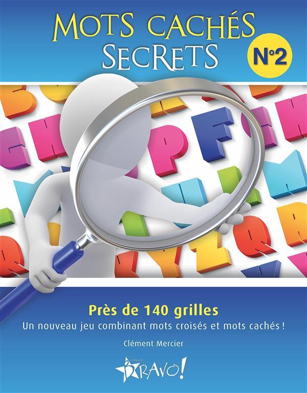 MOTS CACHES SECRETS N 2