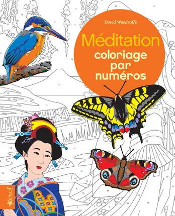 MEDITATION - COLORIAGE PAR NUMEROS