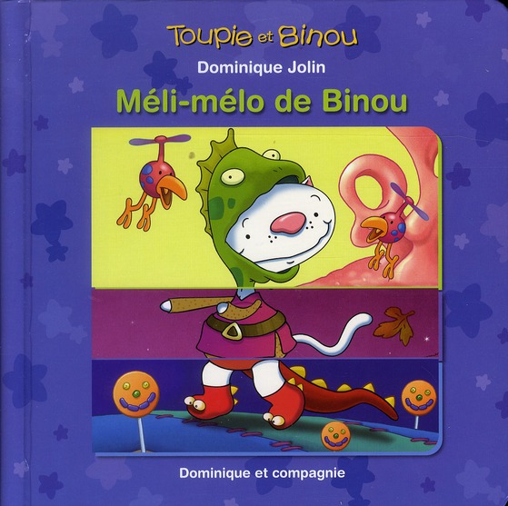 MELI-MELO DE BINOU