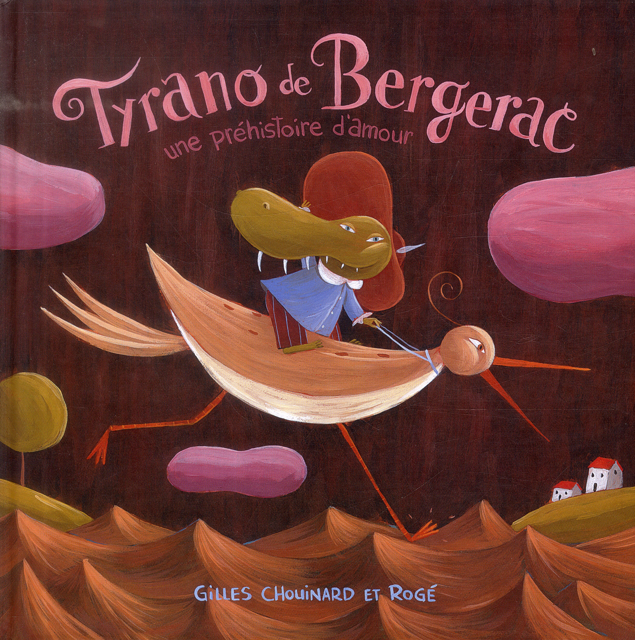 TYRANO DE BERGERAC - UNE PREHISTOIRE D'AMOUR